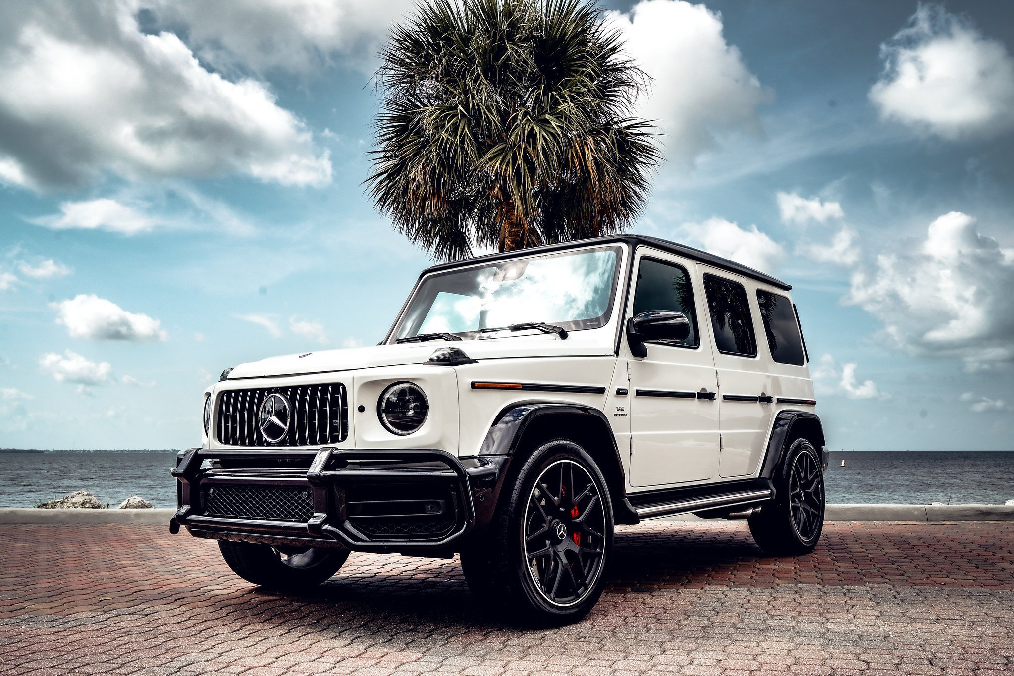 Image #1 of our  Mercedes AMG G63    In Miami Fort Lauderdale Palm Beach South Florida