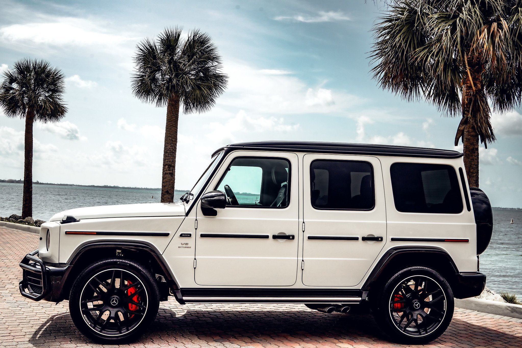 Image #4 of our  Mercedes AMG G63    In Miami Fort Lauderdale Palm Beach South Florida