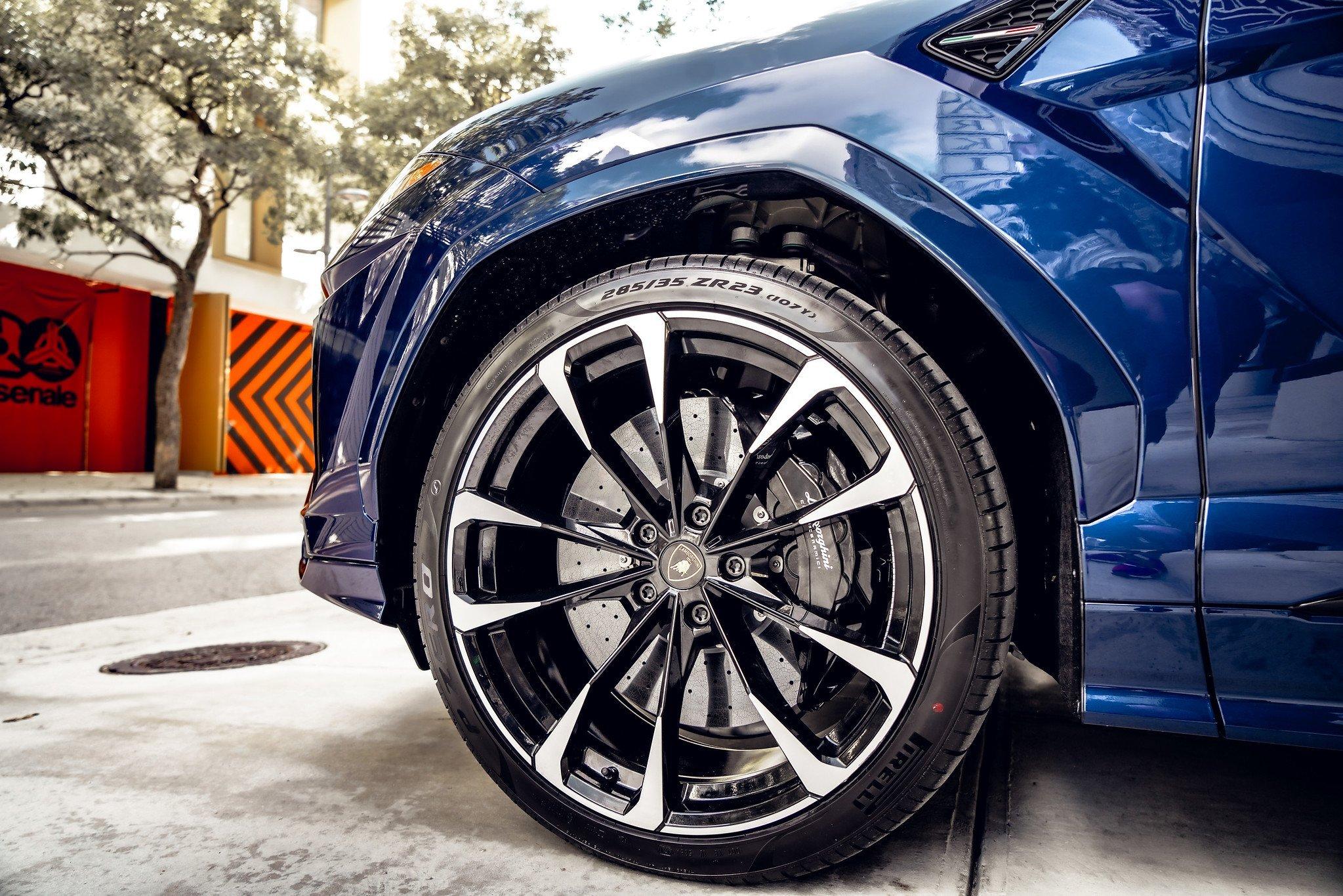 Image #1 of our  2021 Lamborghini Urus - Dark Blue    In Miami Fort Lauderdale Palm Beach South Florida