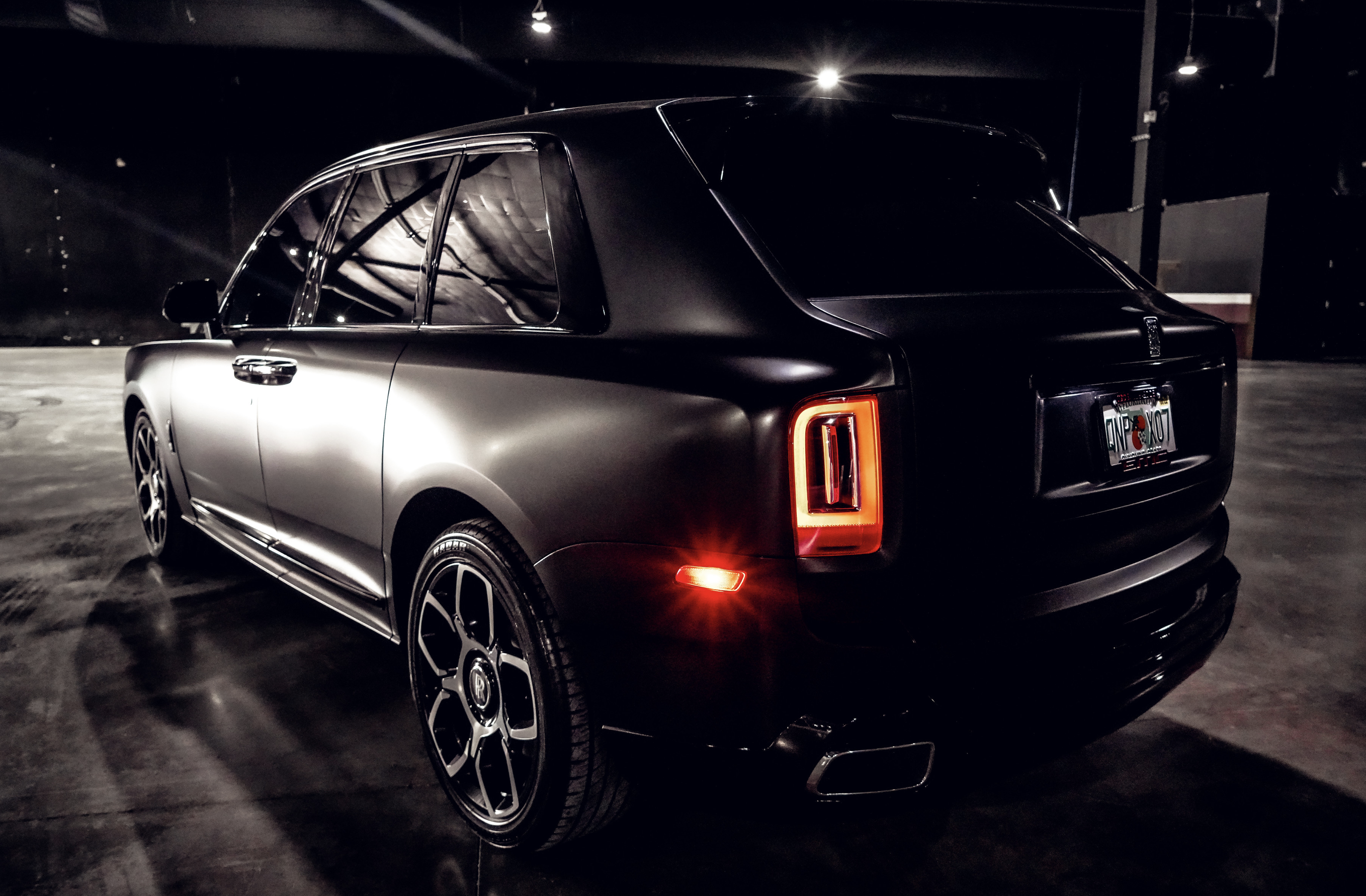Image #7 of our  Rolls Royce Cullinan (Flat Black)    In Miami Fort Lauderdale Palm Beach South Florida
