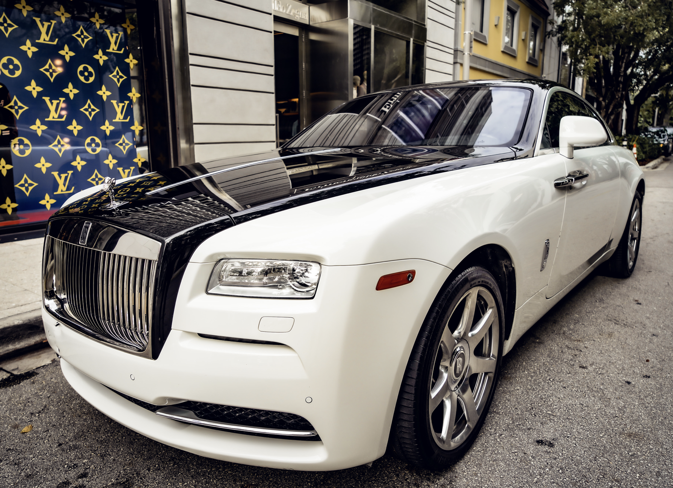 Image #0 of our  Rolls Royce Wraith    In Miami Fort Lauderdale Palm Beach South Florida