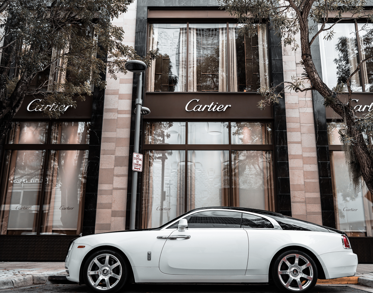 Image #3 of our  Rolls Royce Wraith    In Miami Fort Lauderdale Palm Beach South Florida