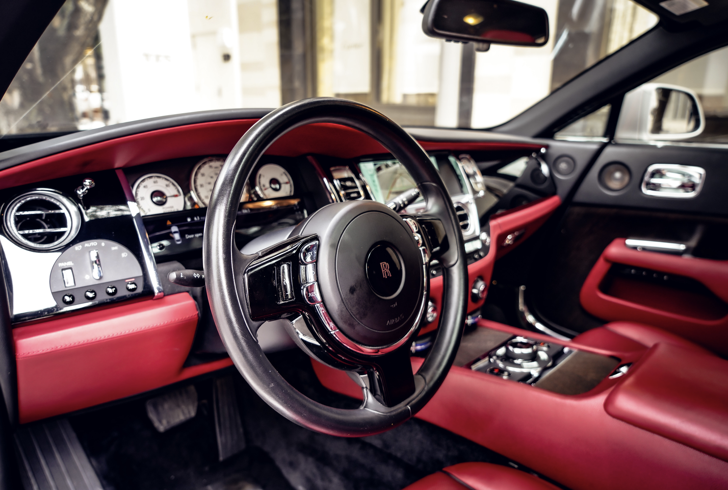 Image #5 of our  Rolls Royce Wraith    In Miami Fort Lauderdale Palm Beach South Florida