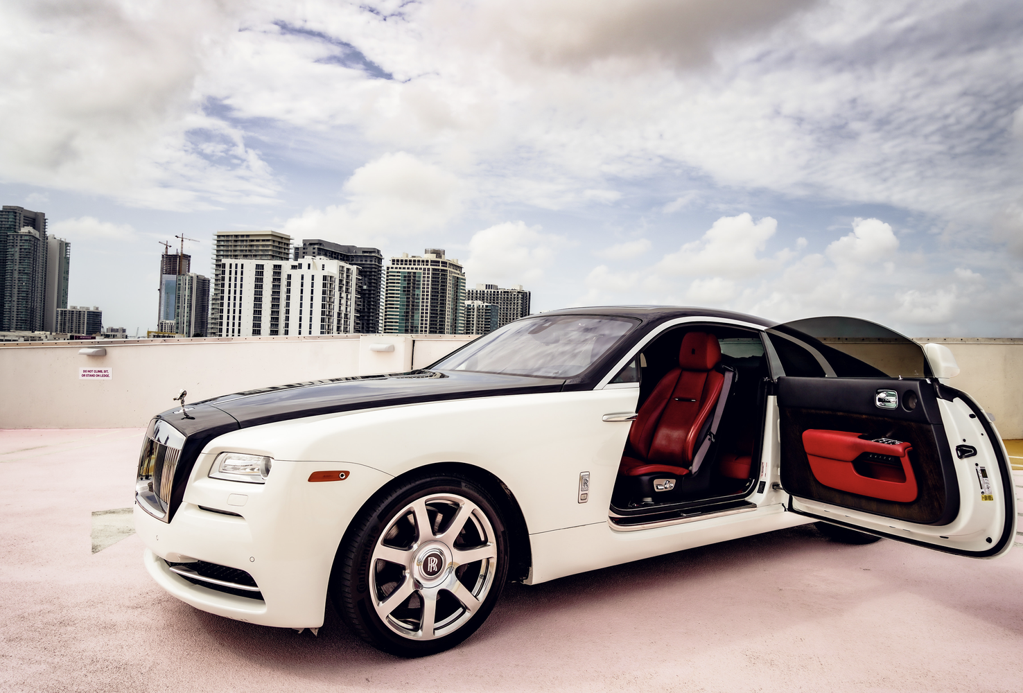 Image #6 of our  Rolls Royce Wraith    In Miami Fort Lauderdale Palm Beach South Florida
