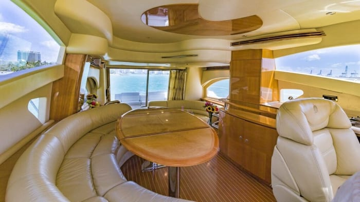 Image #15 of our  55′ AZIMUT   () In Miami Fort Lauderdale Palm Beach South Florida