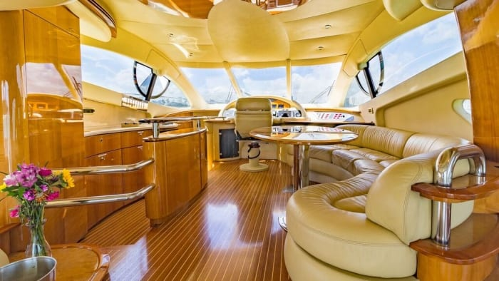 Image #12 of our  55′ AZIMUT   () In Miami Fort Lauderdale Palm Beach South Florida