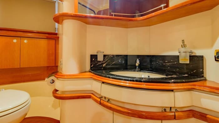 Image #17 of our  55′ AZIMUT   () In Miami Fort Lauderdale Palm Beach South Florida