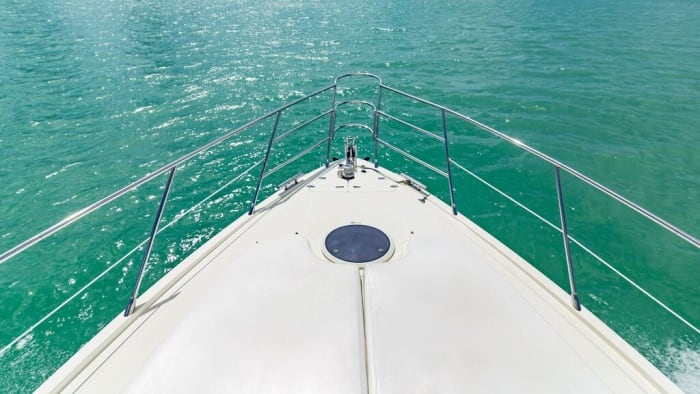 Image #5 of our  55′ AZIMUT   () In Miami Fort Lauderdale Palm Beach South Florida