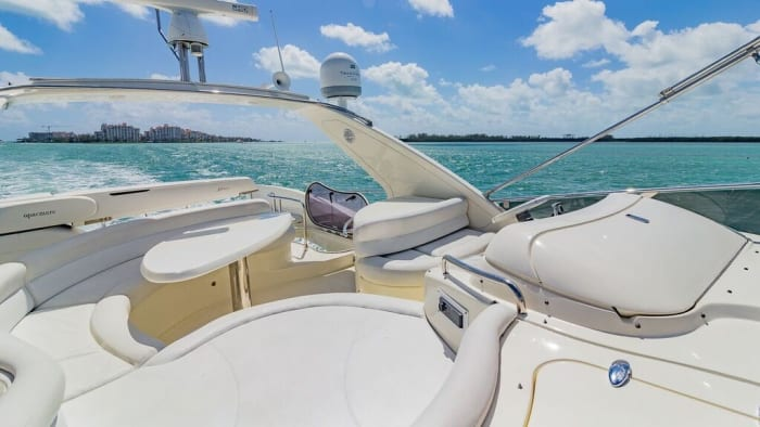 Image #23 of our  55′ AZIMUT   () In Miami Fort Lauderdale Palm Beach South Florida