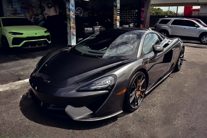 Image #0 of our  2020 MCLAREN 570S   () In Miami Fort Lauderdale Palm Beach South Florida