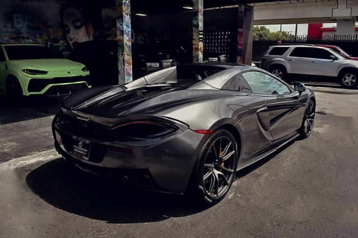 Image #6 of our  2020 MCLAREN 570S   () In Miami Fort Lauderdale Palm Beach South Florida