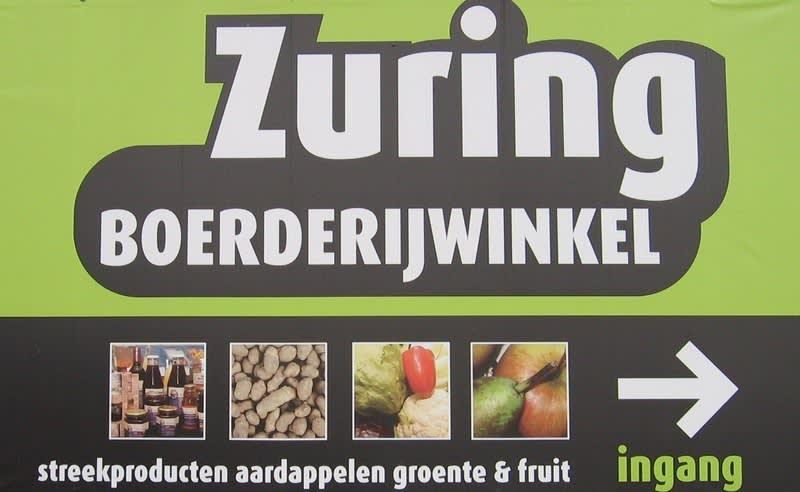 Boerderijwinkel Zuring