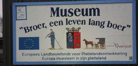 Museum Broer een leven lang boer