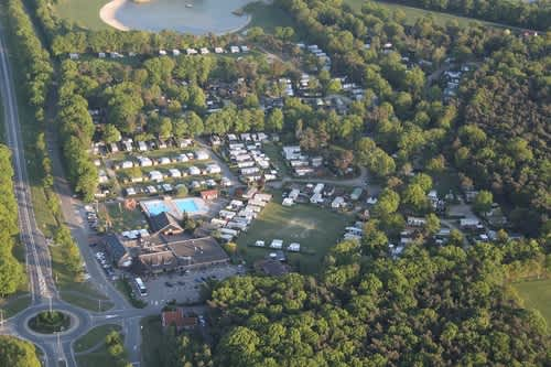 Camping en Zalencentrum De Poppe