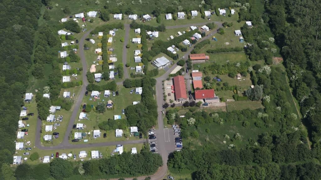 Camping het Groene Bos