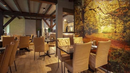Boshotel en Bosrestaurant Overberg