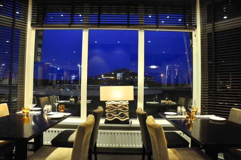 Hotel l'Escaut en restaurant La Vie