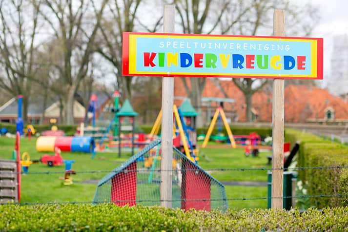 Speeltuin Kindervreugde