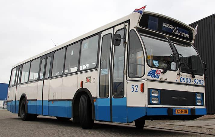 Nationaal Bus Museum