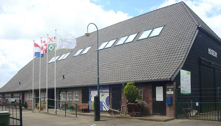 Nationaal Vlasserij-Suikermuseum