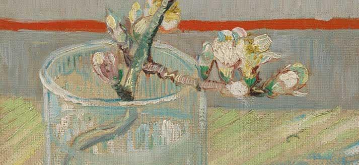 De bloemen van Vincent