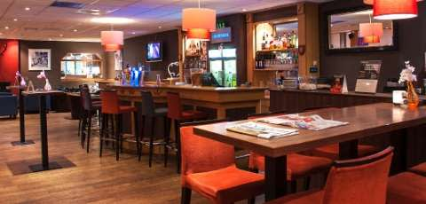 Hotel Restaurant Postillion Arnhem