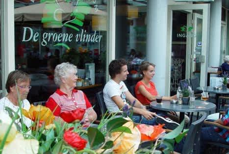 Brasserie Lunchroom De Groene Vlinder