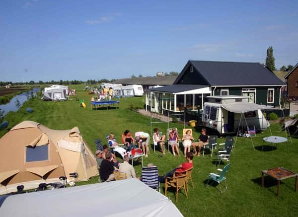 Groene Hart Camping