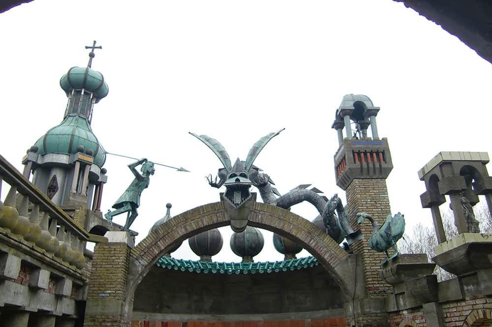 Kunsttuin Nederlands Kremlin