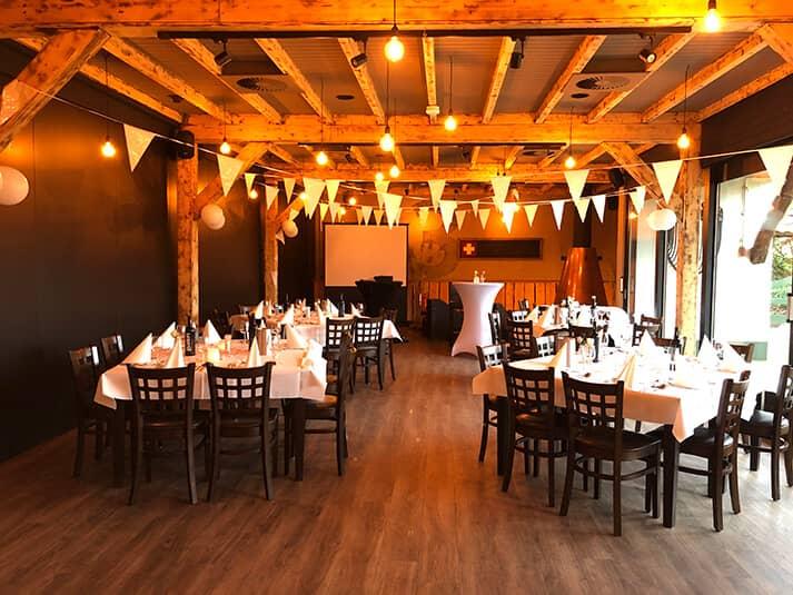 Restaurant Chalet Klein Zwitserland Ede