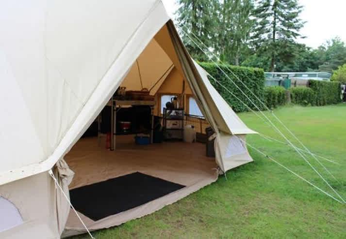 Camping De Zandhegge