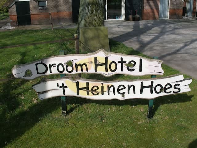 Droomhotel t Heinenhoes