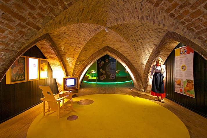 Hollands Kaasmuseum Alkmaar