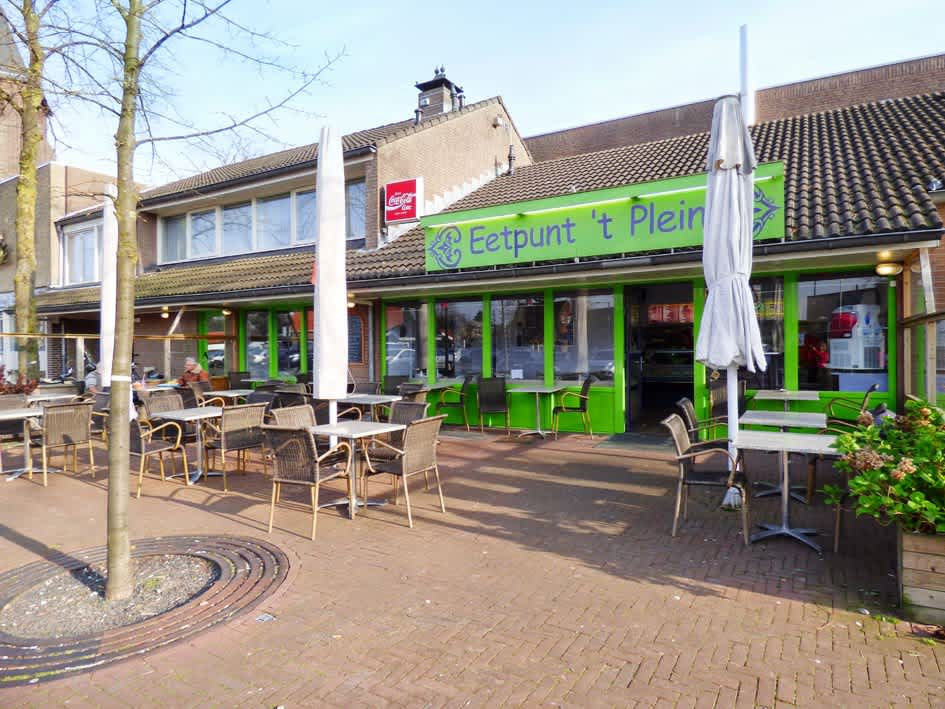 Cafetaria Eetpunt 't Plein