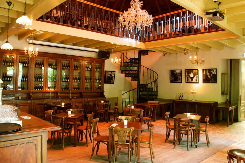 Restaurant Oncle Jean