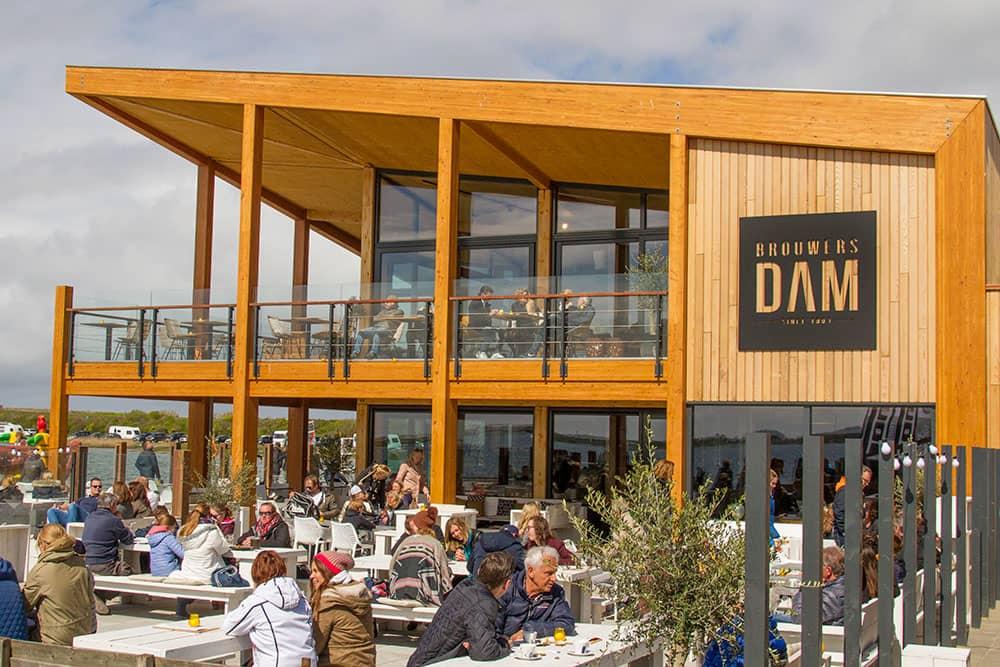 Zeil- en Surfcentrum Brouwersdam