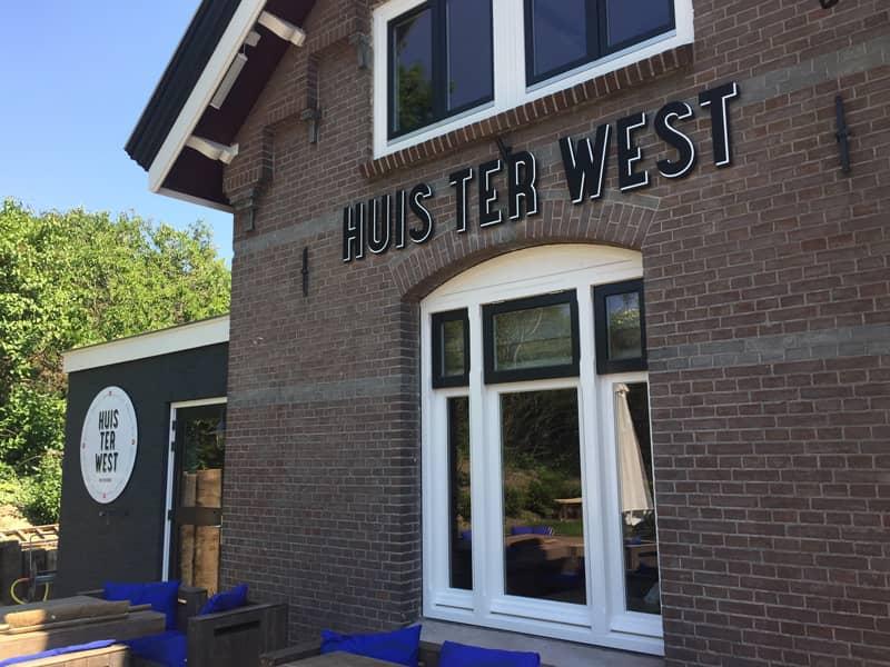 Restaurant Huis ter West