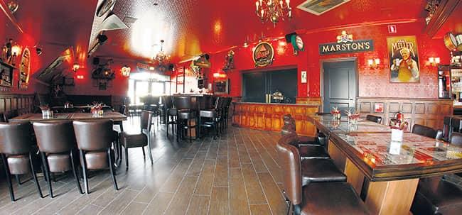 Restaurant Pelle's eten & drinken