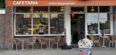 Cafetaria Grote Patatten