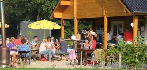 Camping Bed & Breakfast De Drenthse Roos