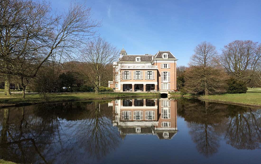Fietsroute Zuid-Holland