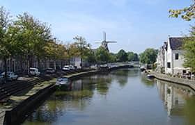 Fietsroute Langs Friese dorpjes