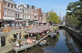 Friese cultuur in Leeuwarden