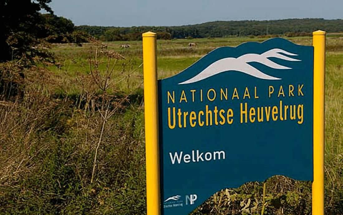 Knooppuntenroute Utrechtse Heuvelrug
