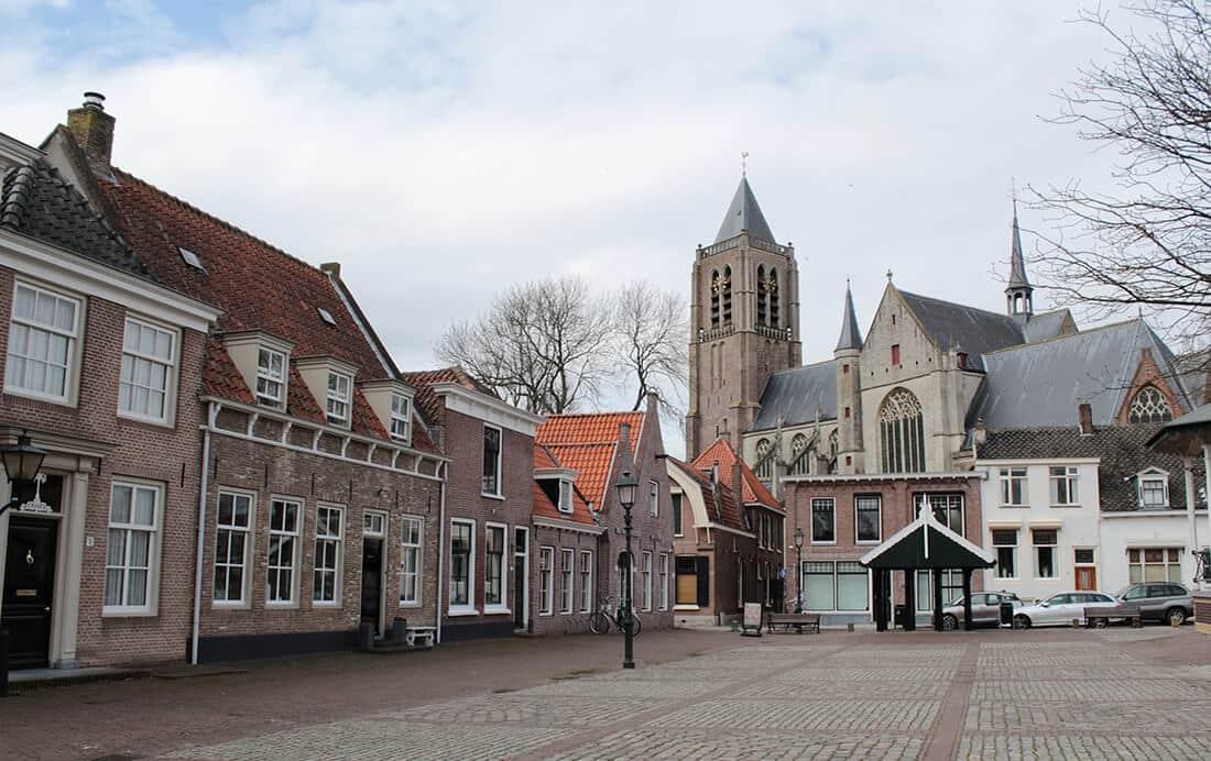 Tholen en Sint Philipsland per fiets
