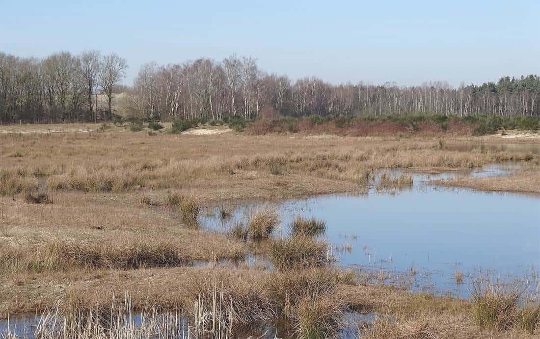 Fietsroutes Brabant