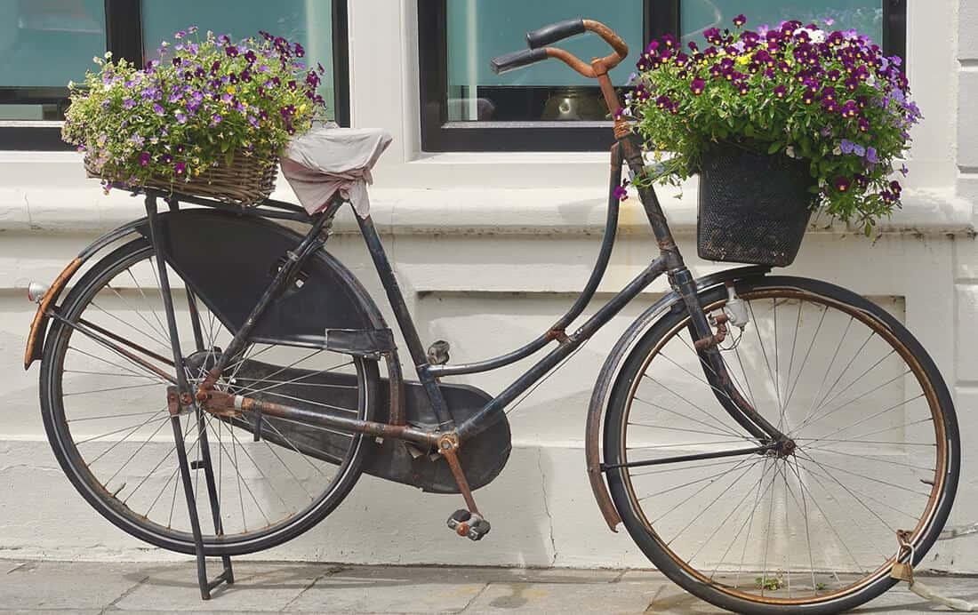 Knooppunt fiets