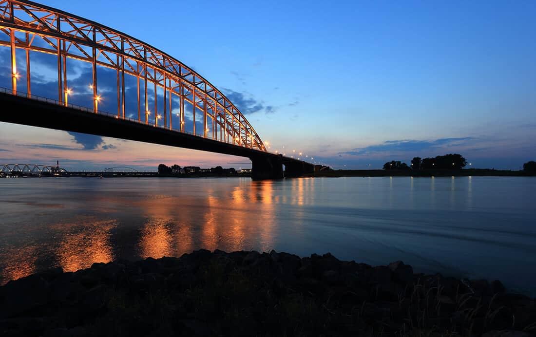 Fiets in en om Arnhem en Nijmegen