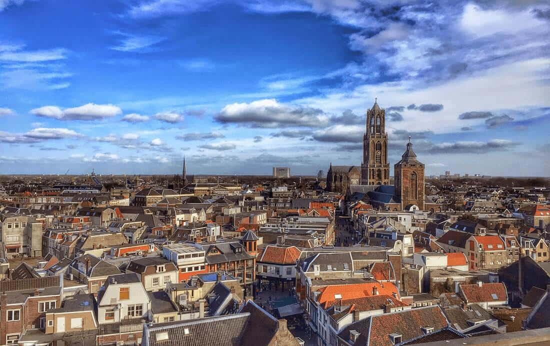 Fietsroutes Utrecht