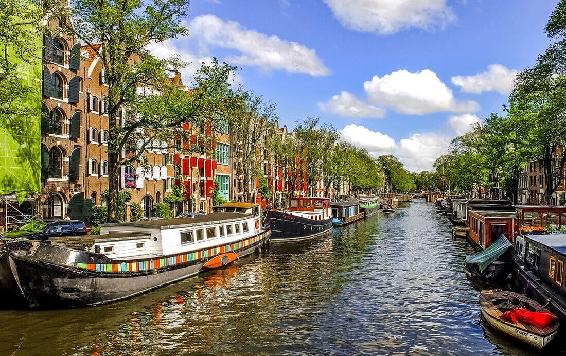 Fietsen in de hoofdstad van Nederland